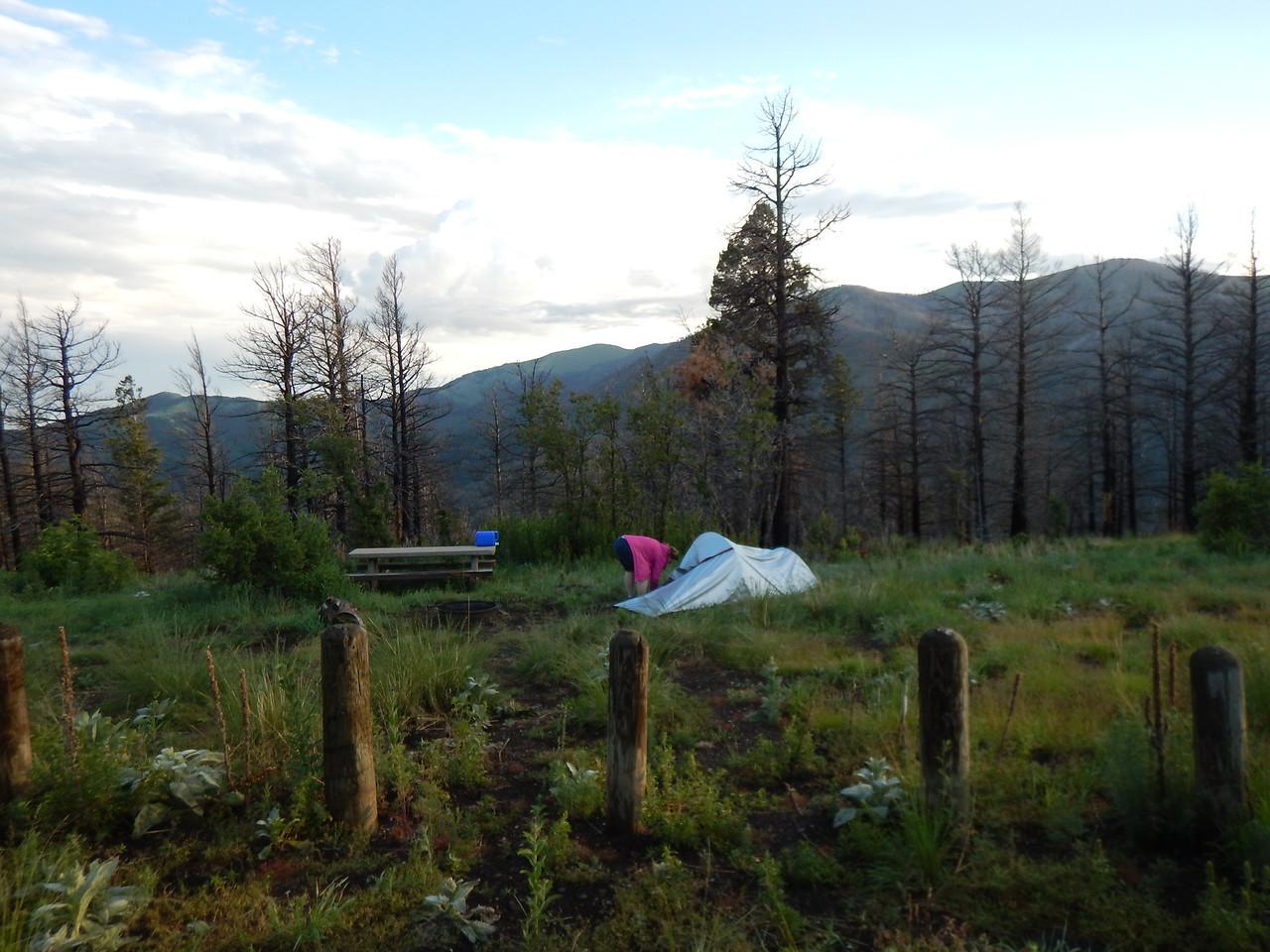 Skyline Campground