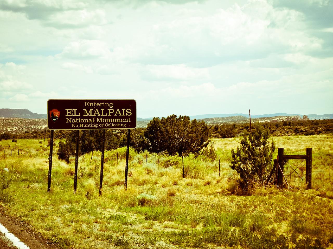 El Malpais Natural Conservation Area