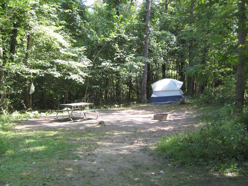 Hocking Hills Camping Trip 2008 004