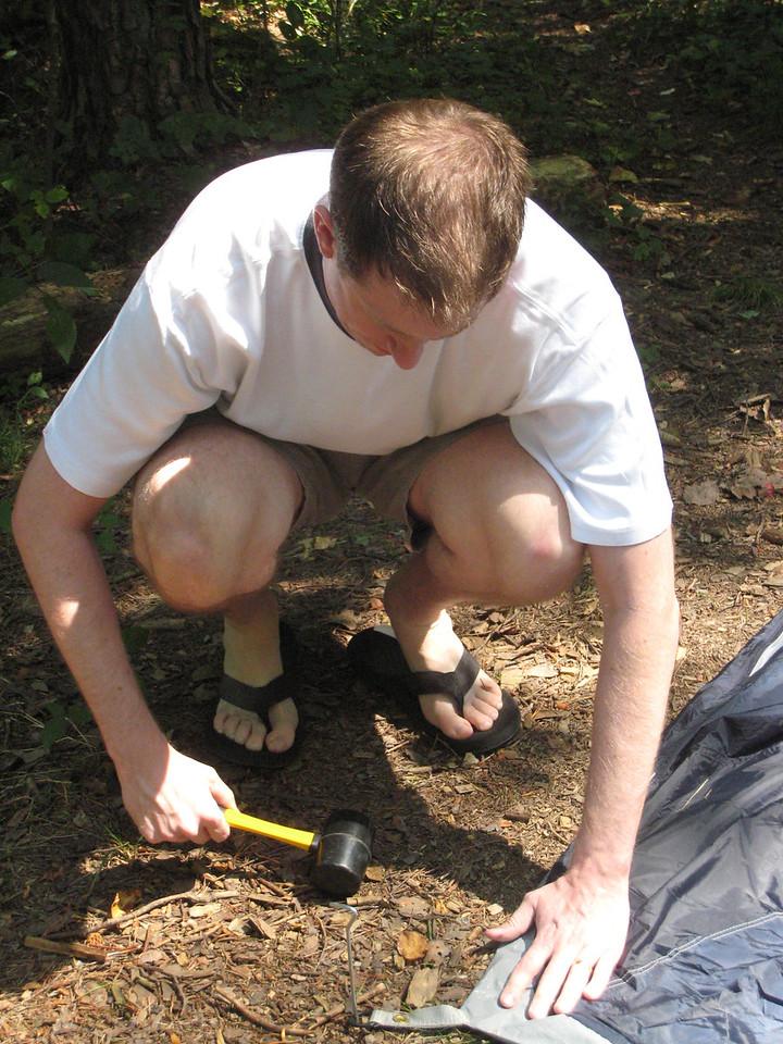 Hocking Hills Camping Trip 2008 001