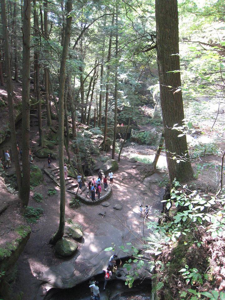 Hocking Hills Camping Trip 2008 011