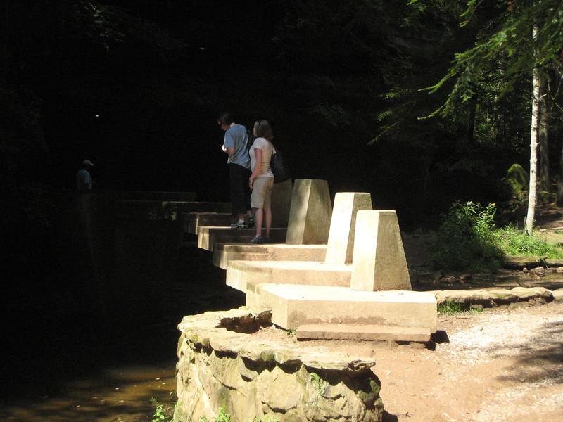 Hocking Hills Camping Trip 2008 027