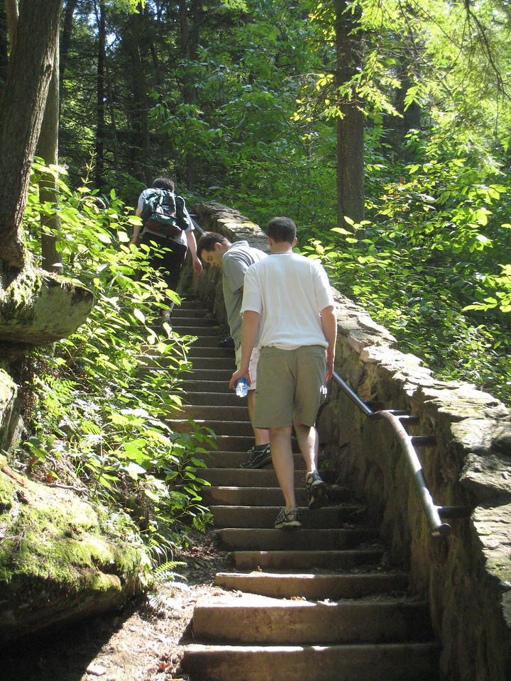 Hocking Hills Camping Trip 2008 032