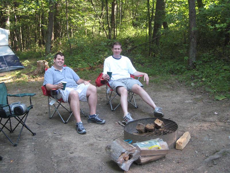 Hocking Hills Camping Trip 2008 036