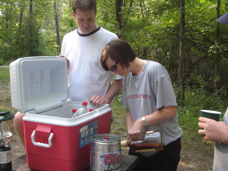 Hocking Hills Camping Trip 2008 033