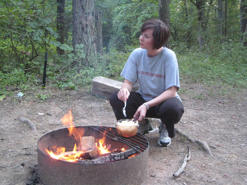 Hocking Hills Camping Trip 2008 042