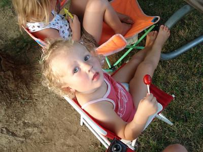 Camping July 2008