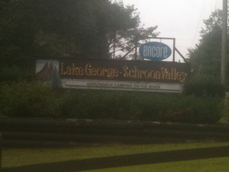 Welcome to Lake George!