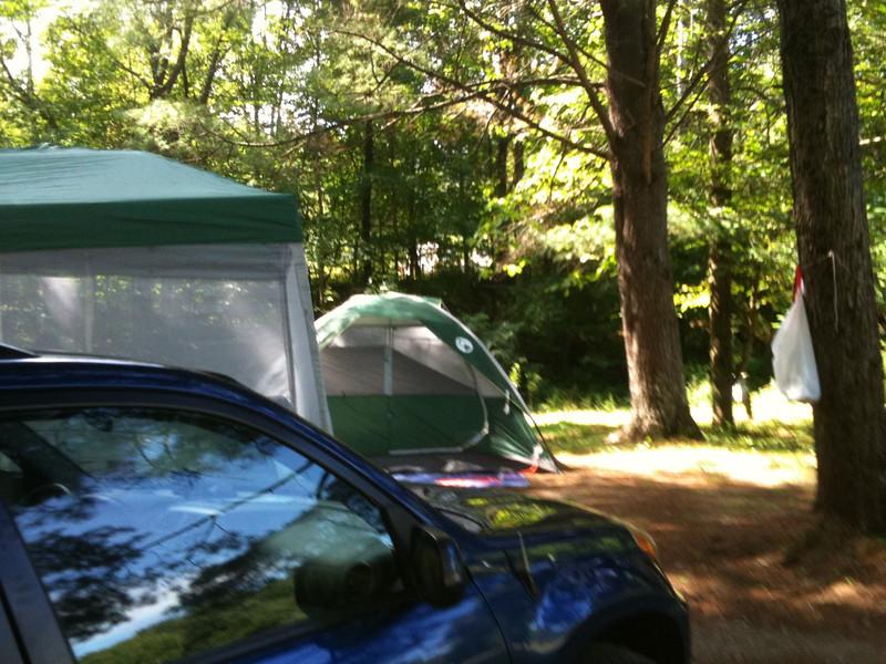 Camping fun!