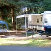 Craig and Teri's campsite