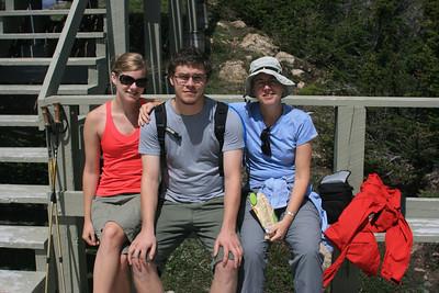Sunshine Meadows hike in Banff