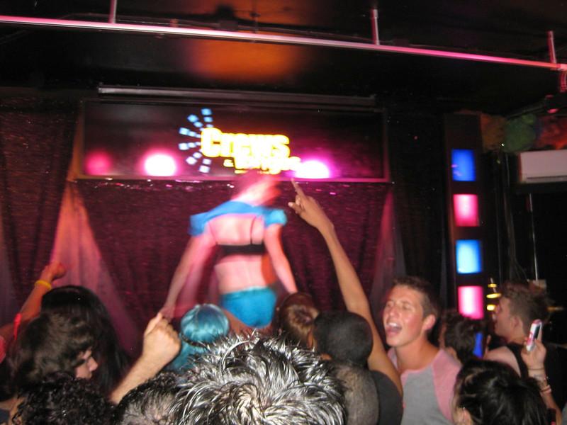 transvestite dance show in Toronto