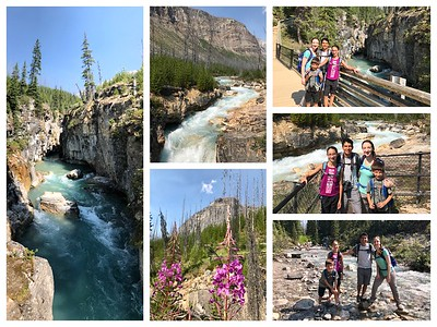 A short hike to beautiful Marble Canyon!