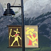 Canmore has some new banners.....