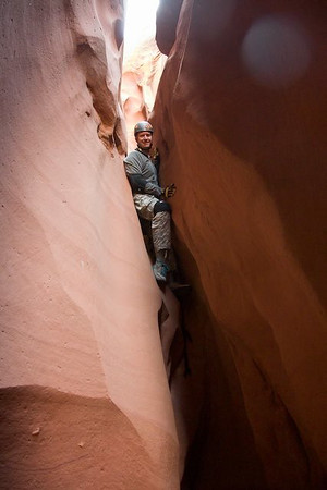 Canyoneering Arscenic, Slideanide and Shillelagh