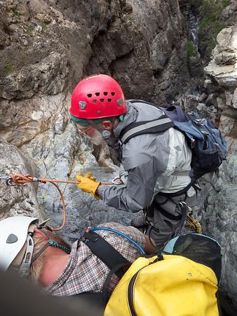 Canyoneering 2013