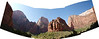 Panoramic in Zion
