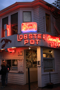 Lobster Pot in Provincetown.