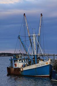 Provincetown Harbor.