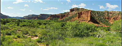 2015 June: Caprock Canyons State Park, TX