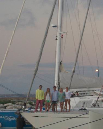 Caribbean Sailing - Jan 2016