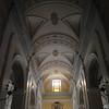 Cathedral de San Juan Bautista ceiling