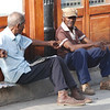Old men in Havana
