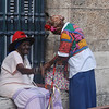 Old Women in Havana,