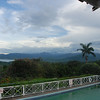 View from the veranda of Green Castle Estate