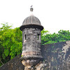 Watchtower along the Paseo del Morro.