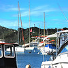 Harbor in St. Barthelemy.