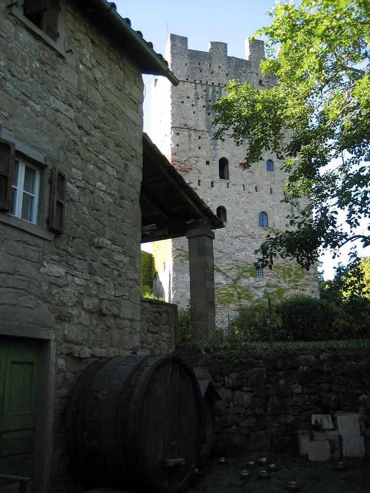 Castle of Porciano