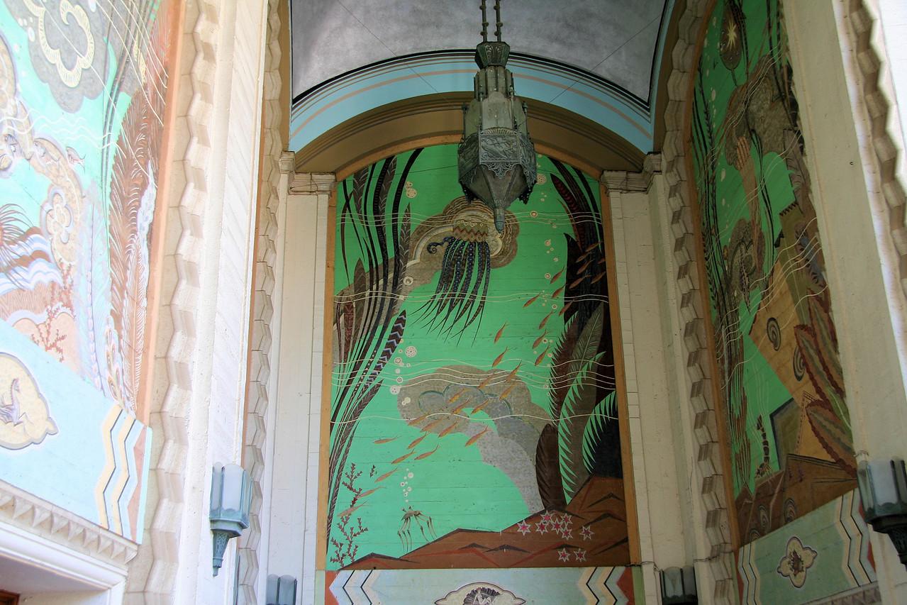 Casino Murals