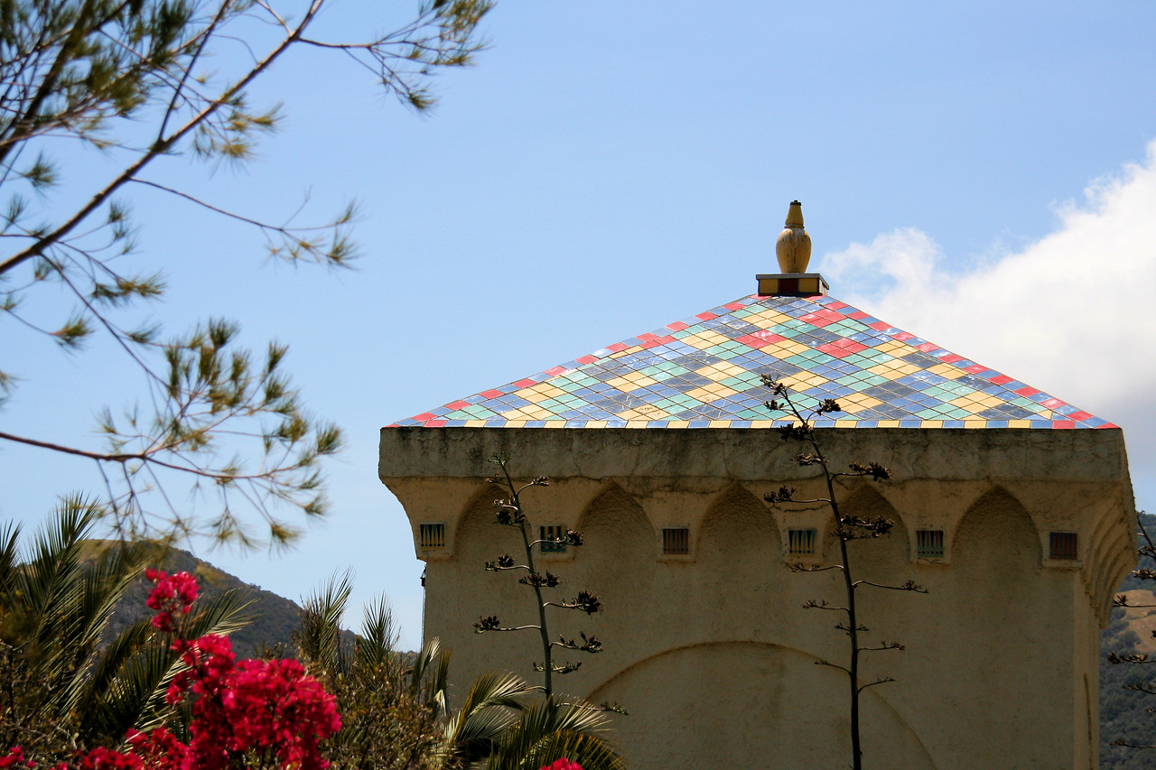 Catalina Tile Roof
