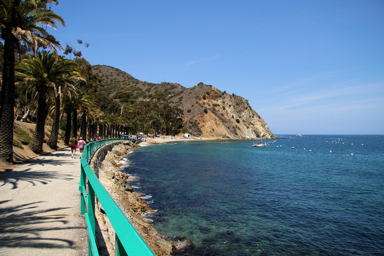 Descano Beach Boardwalk