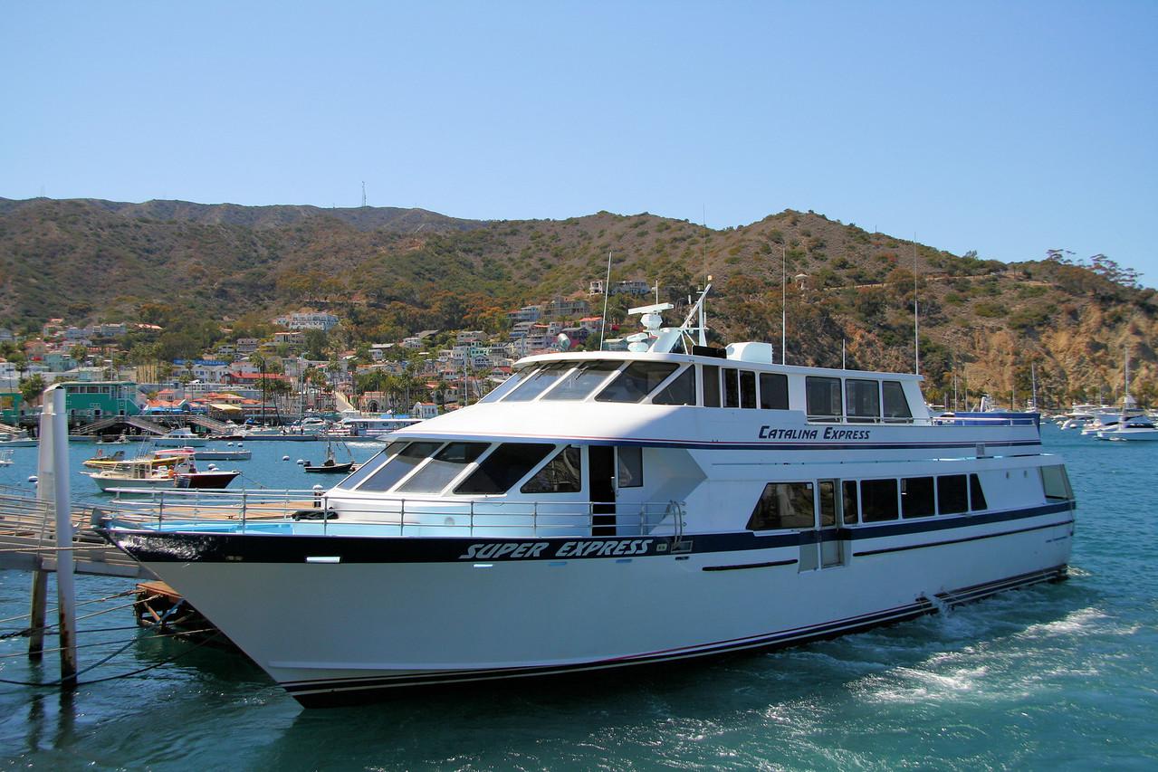 Steve's Yacht