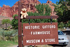 Where in the world is Stewart?  In Fruita, an historic Mormon settlement in Capital Reef.