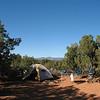 Citadel campsite