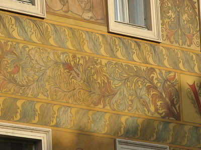 Central Europe 2008
