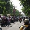 Reog festival parade route