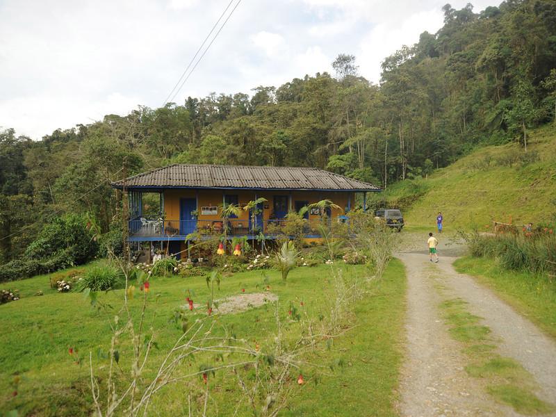 Lodge at Reserve Rio Blanco
