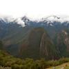 Overlook at Machu Picchu