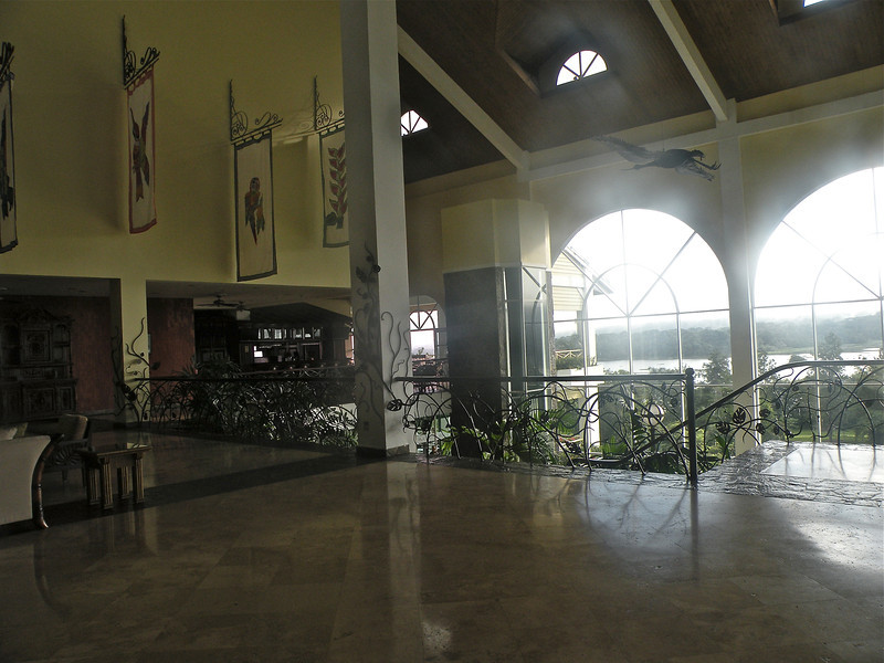 Lobby of the Gamboa Resort