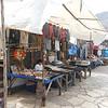 Vender stalls in Pisac