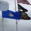 Air Force flag.