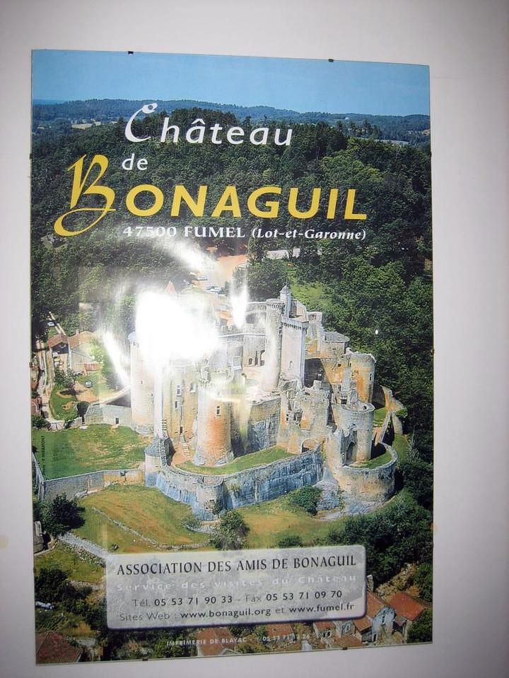 "<a href=""http://www.bonaguil.org/"">Chateau de Bonaguil</a>, historic site in the area"