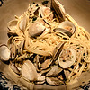 Dinner- Linguini and Clams