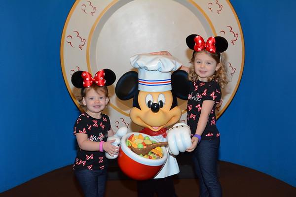Chef Mickey's - Disney 2017 - Contemporary Resort