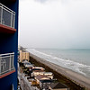 View from 18 Floor of the Prince Resort, Cherry Grove, SC