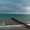 CHerry Grove Pier - Before the Storm